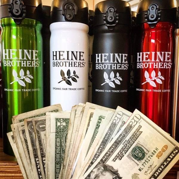 Heine Bros Donation